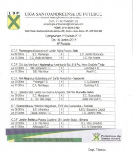 liga santoaandreense