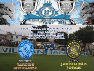semi final domingo